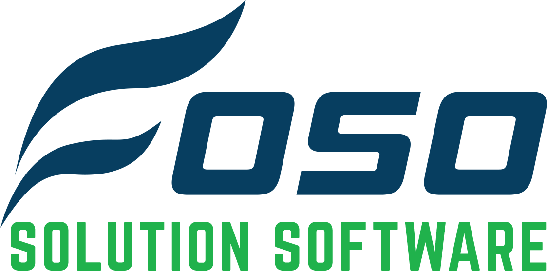 Giải pháp phần mềm Foso
